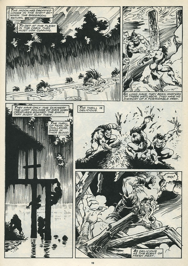 The Savage Sword Of Conan Issue #172 #173 - English 21