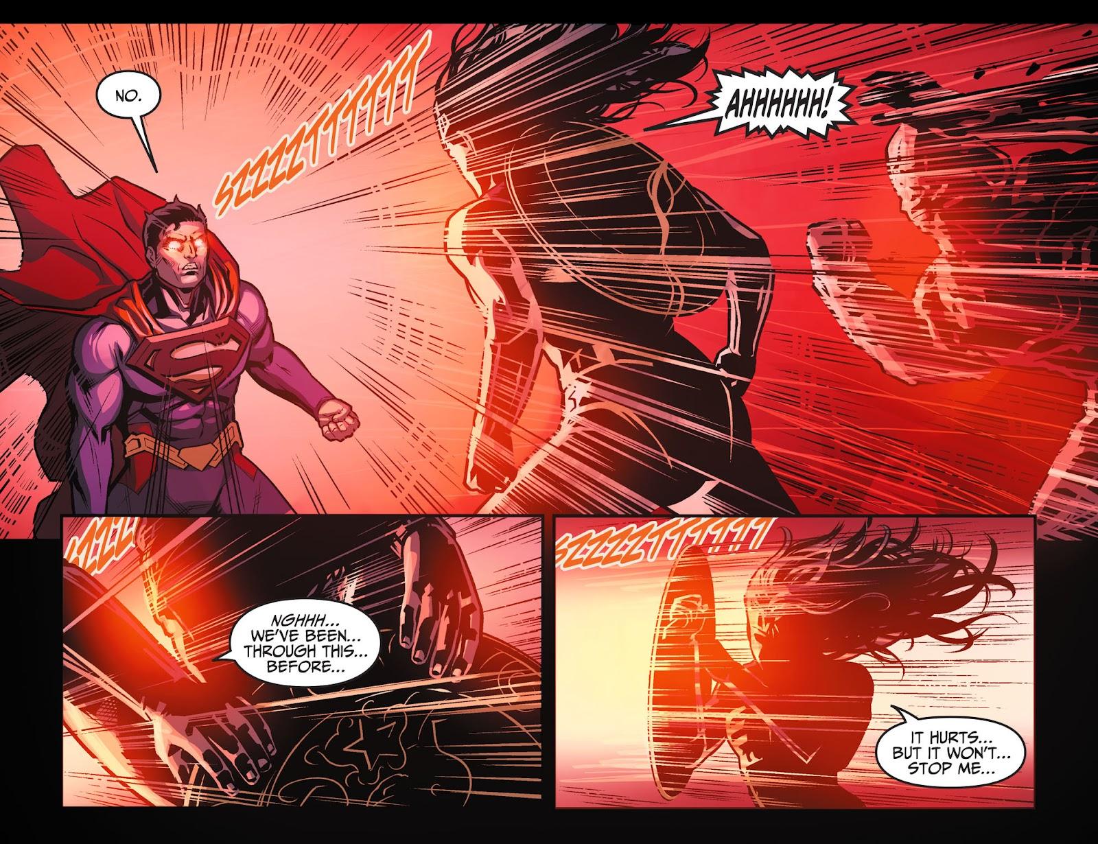 Injustice: Gods Among Us Year Four Issue #9 #10 - English 8