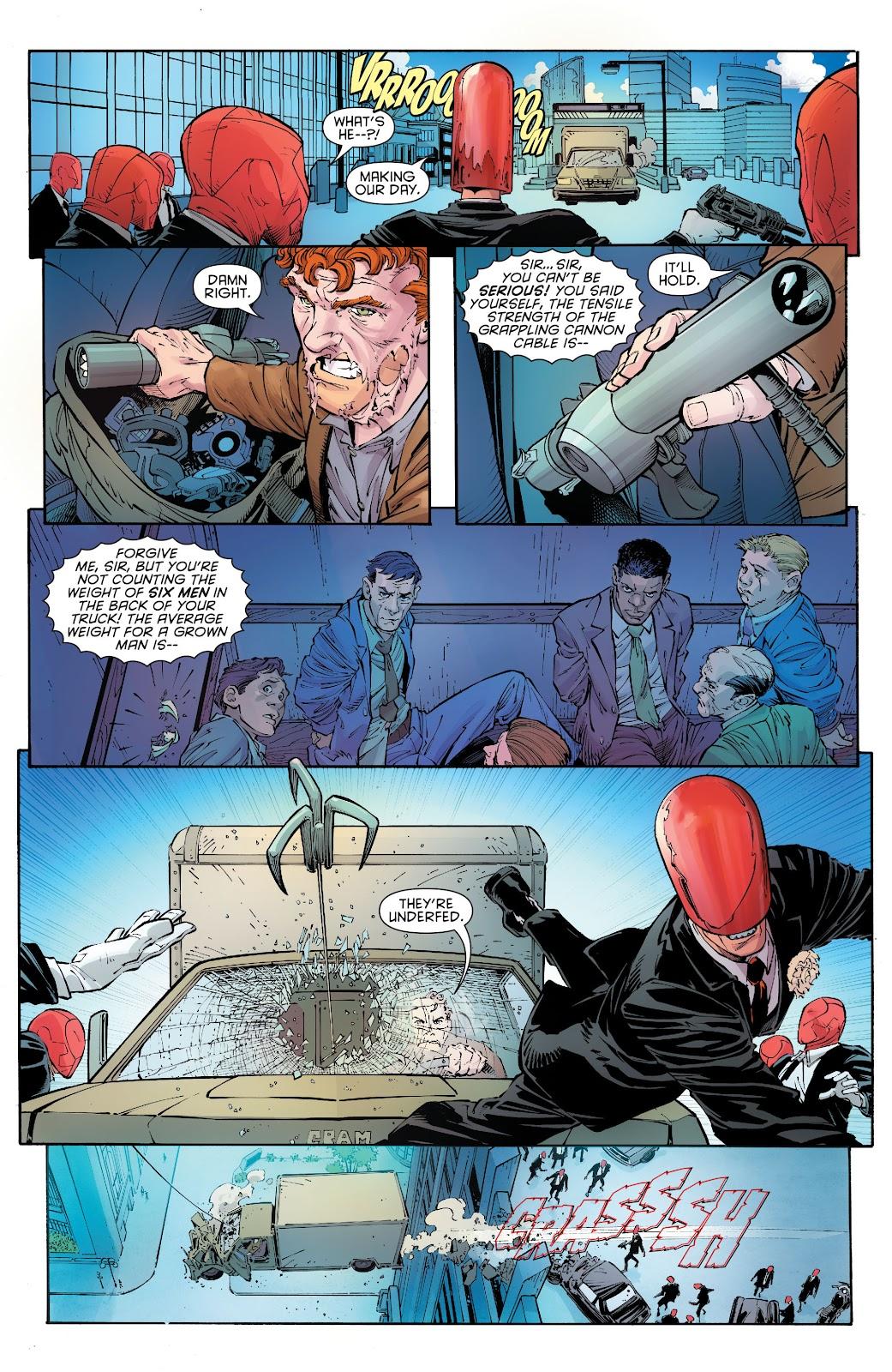 Batman (2011) Issue #21 #36 - English 8