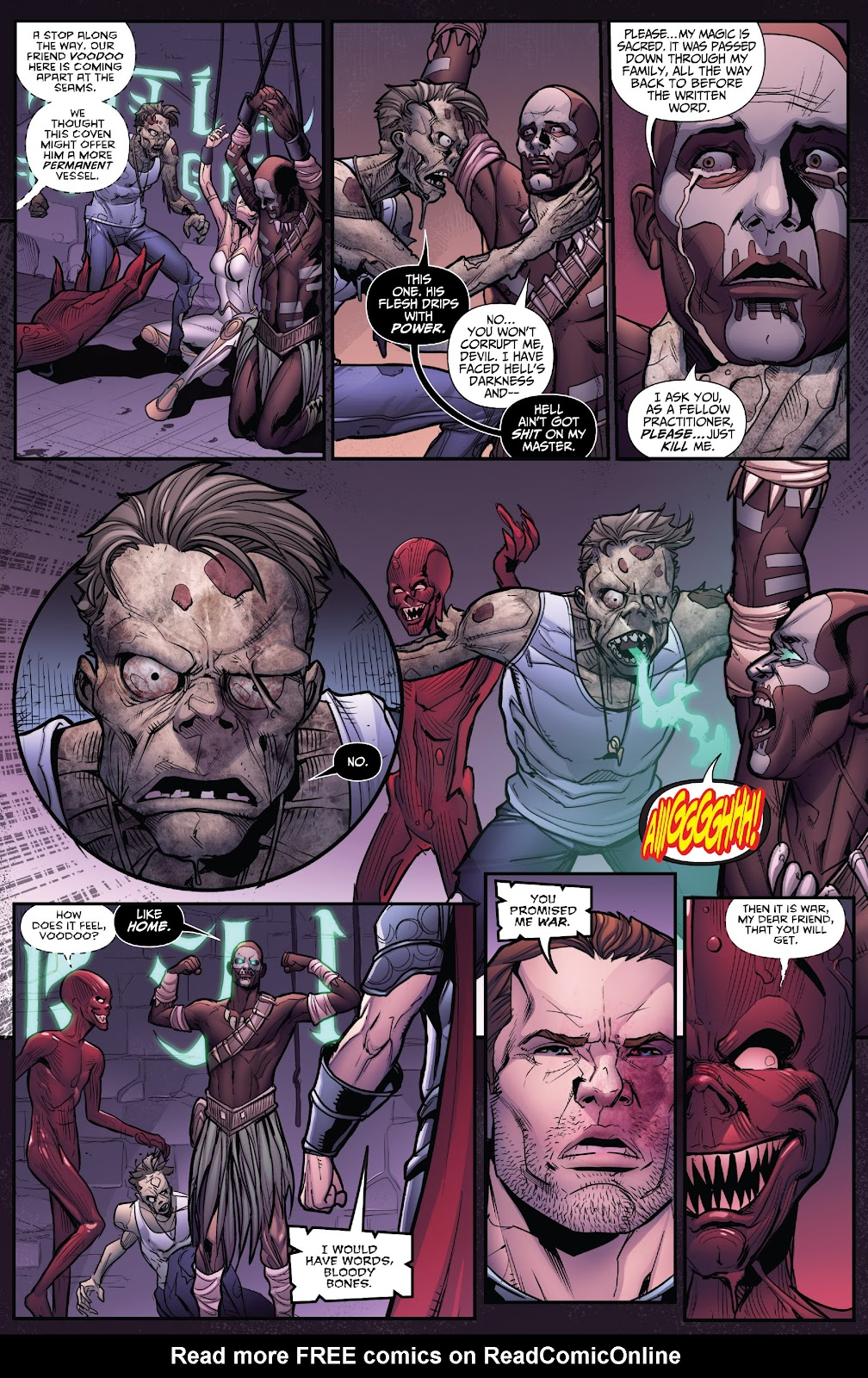 Grimm Fairy Tales (2005) Issue #124 #127 - English 5