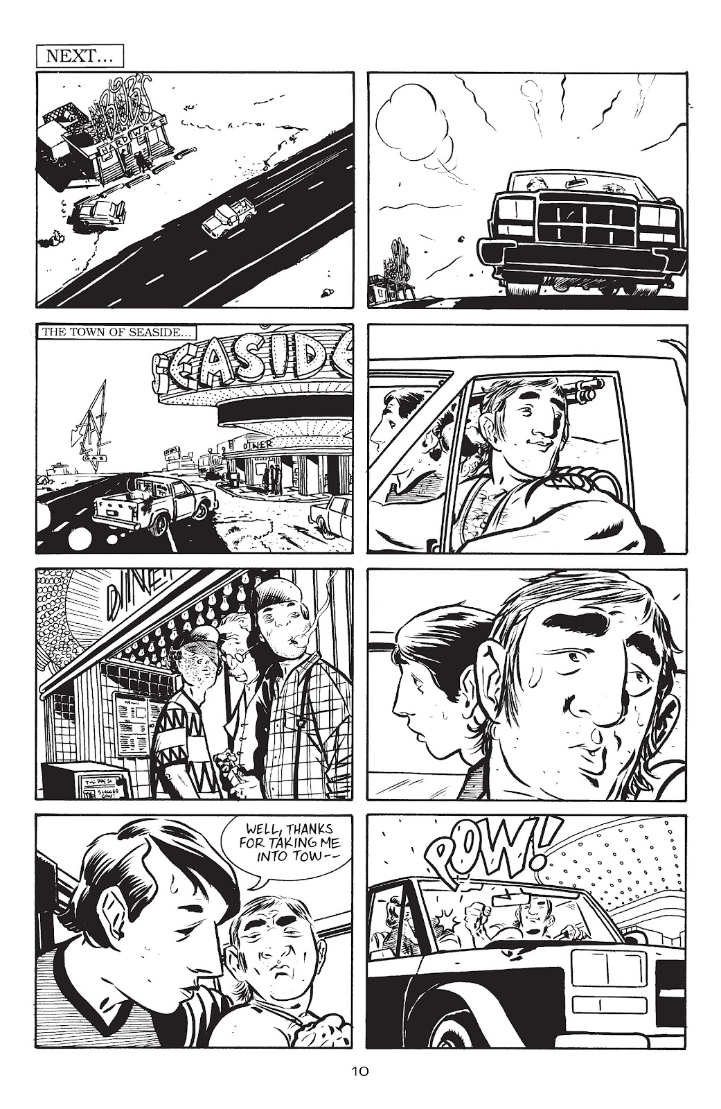 Stray Bullets Issue #9 #9 - English 12