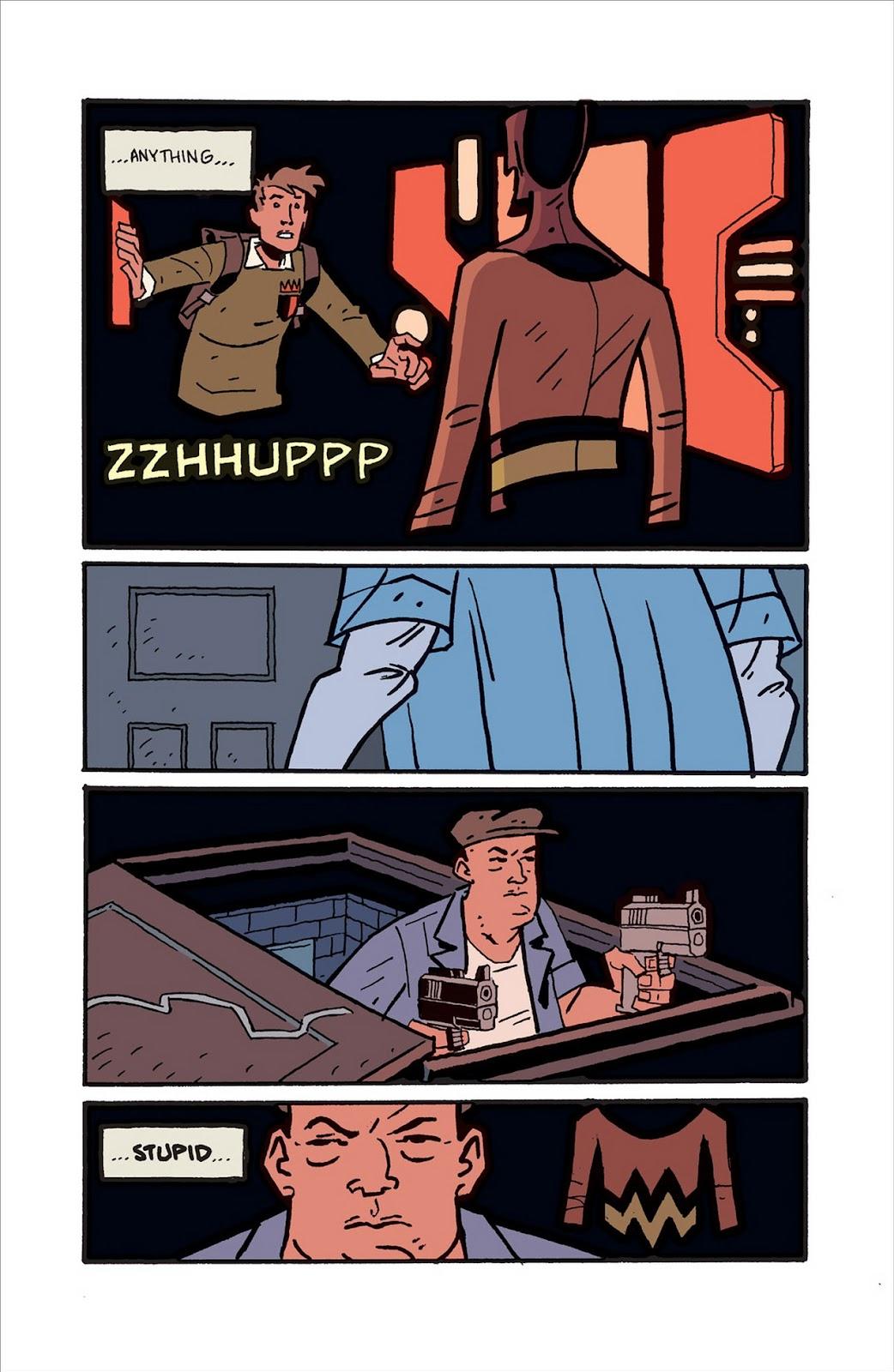 Mudman Issue #1 #1 - English 27