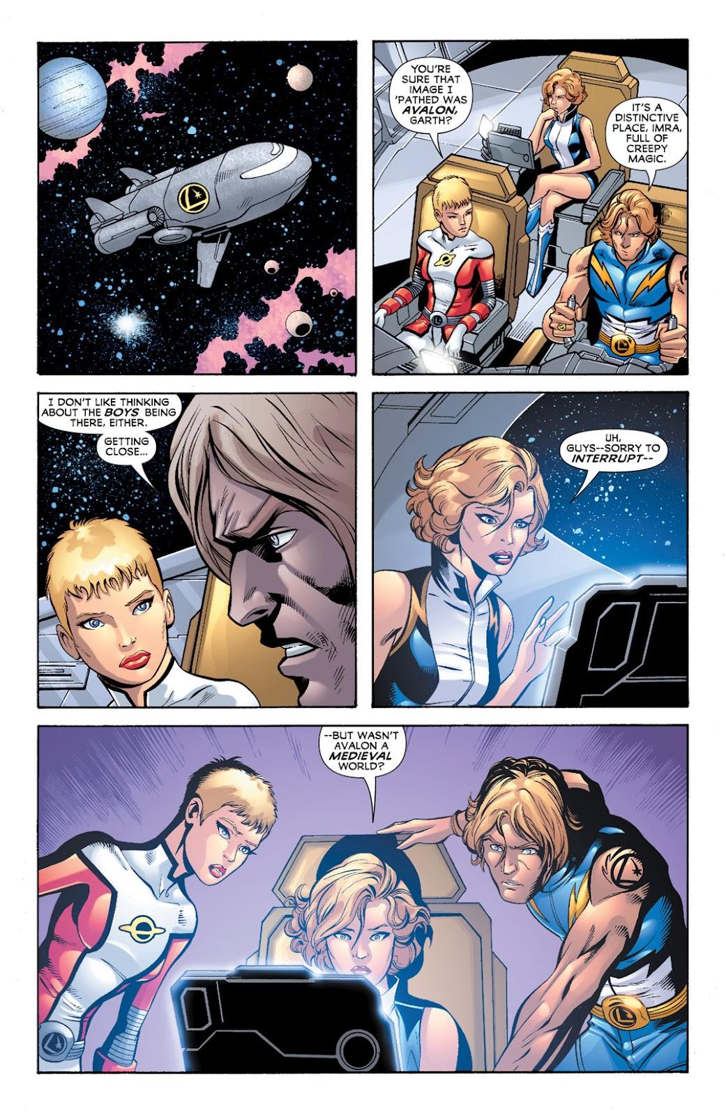 Legion of Super-Heroes (2010) Issue #3 #4 - English 31