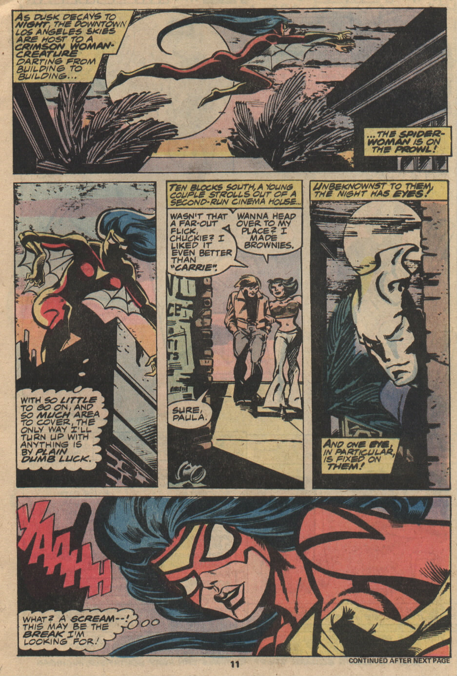 Spider-Woman (1978) Issue #9 #9 - English 9