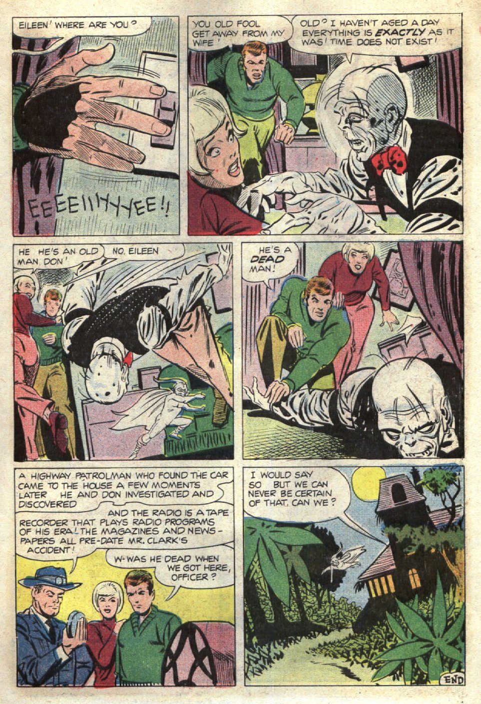 Read online Scary Tales comic -  Issue #14 - 21