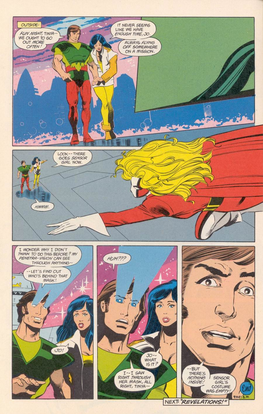 Tales of the Legion Issue #349 #36 - English 23