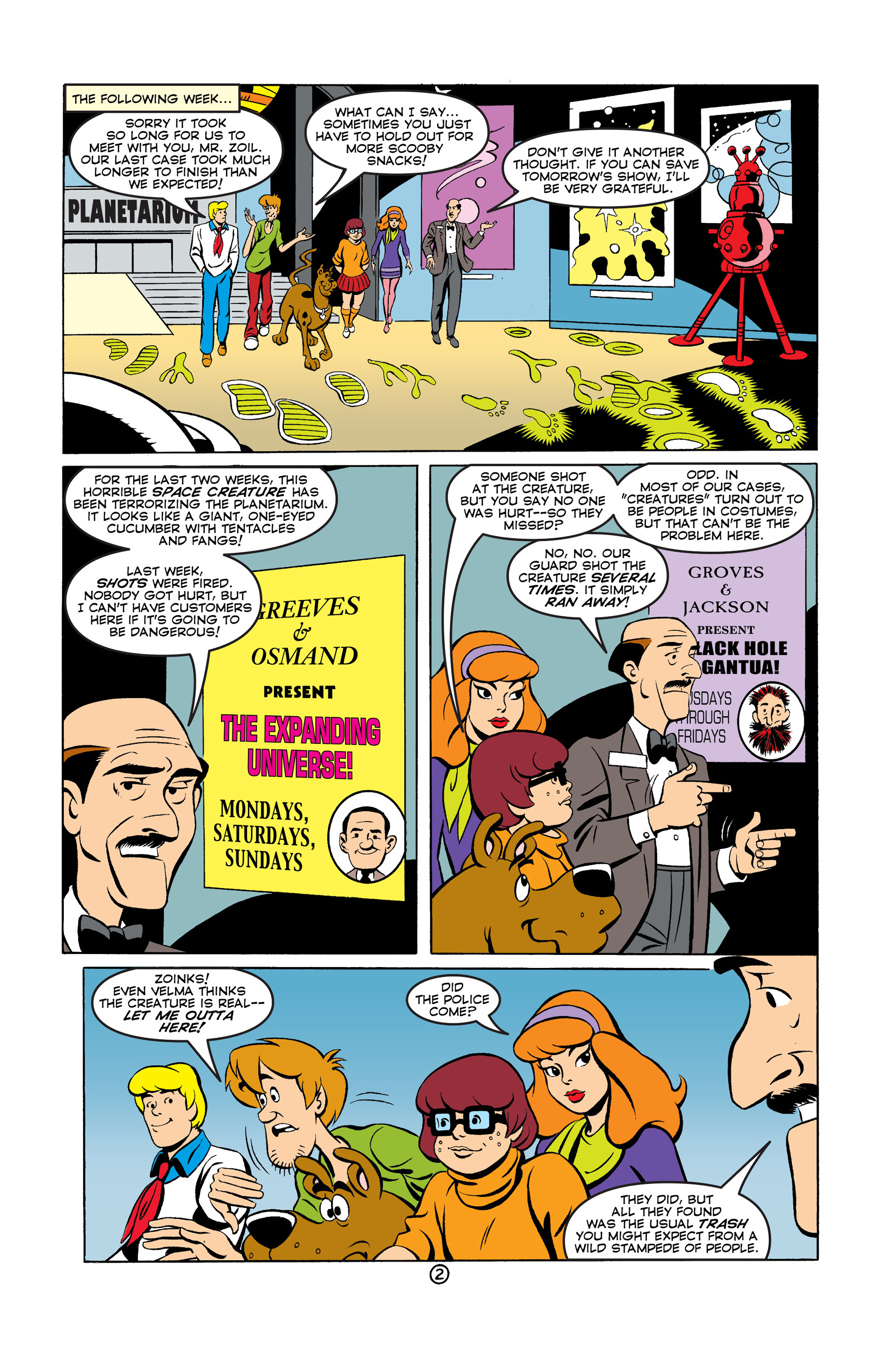 Read online Scooby-Doo (1997) comic -  Issue #44 - 3