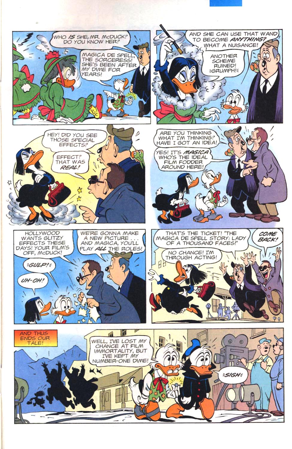 Scrooge (1953) Issue #28  #108 - English 27