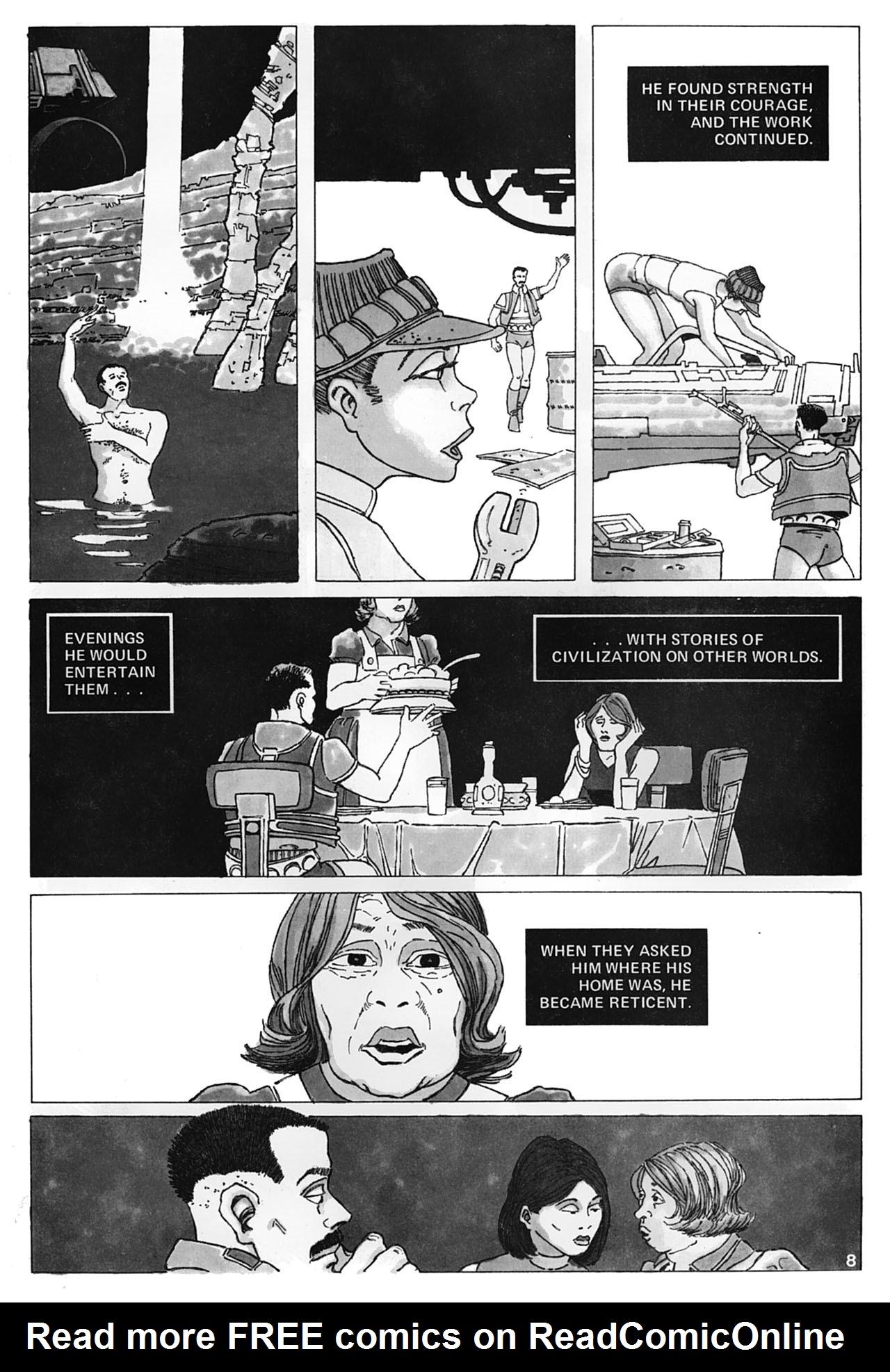 Read online Star*Reach comic -  Issue #16 - 26
