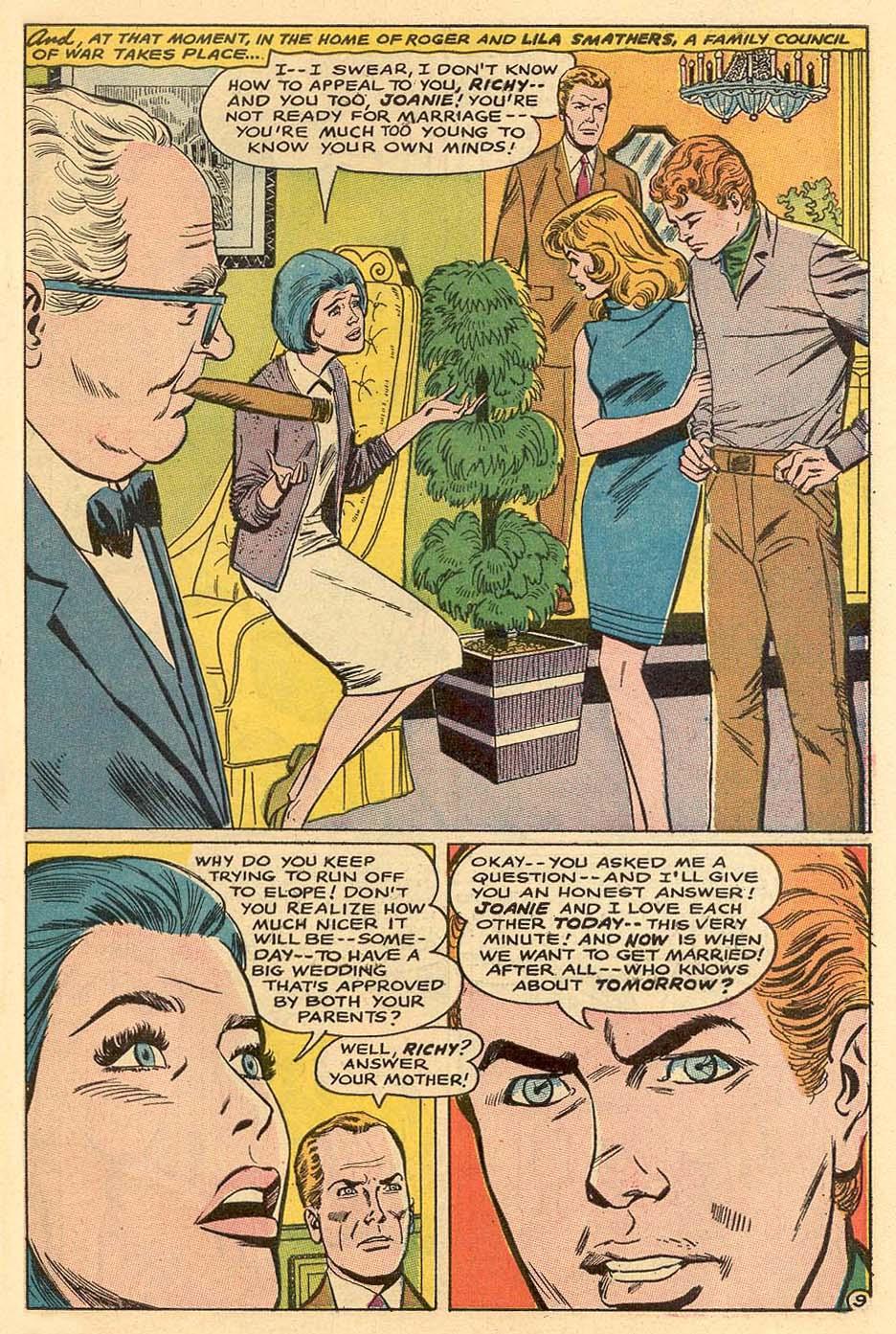 Read online Secret Hearts comic -  Issue #122 - 26