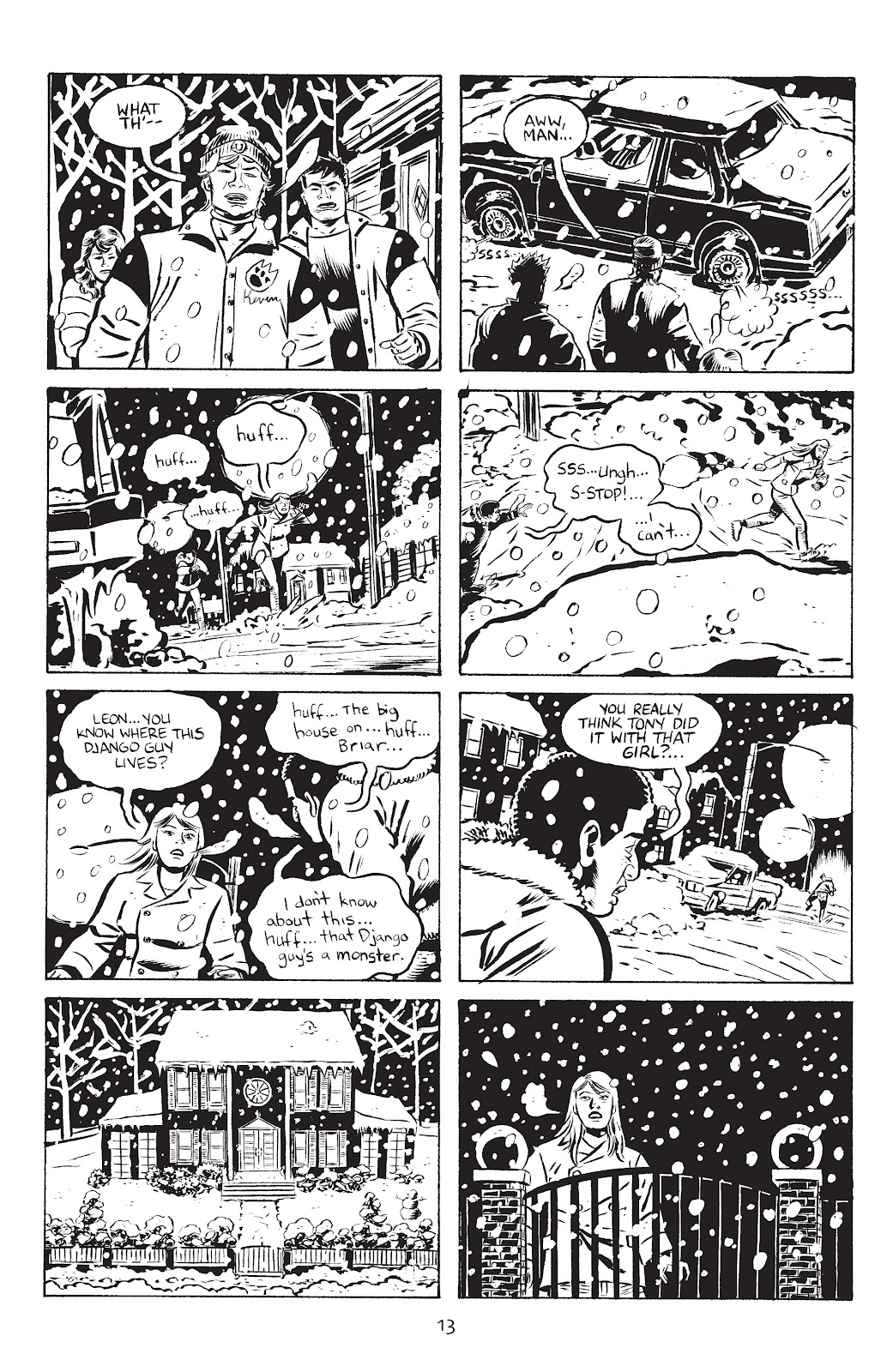 Stray Bullets Issue #38 #38 - English 15
