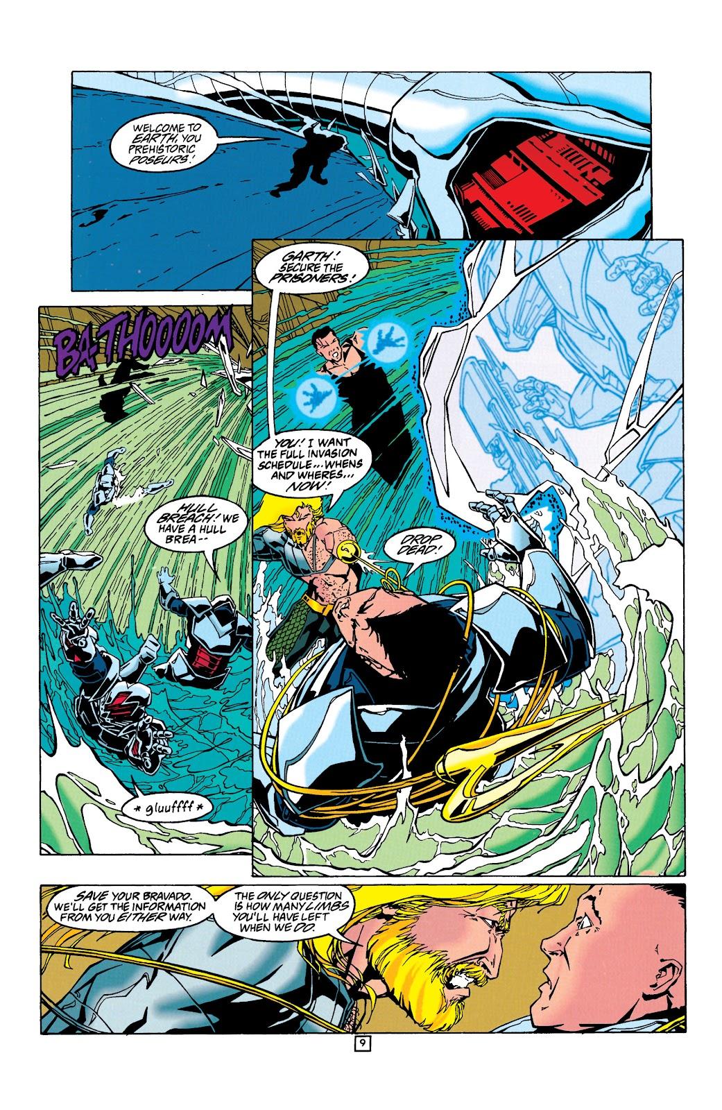 Aquaman (1994) Issue #24 #30 - English 10