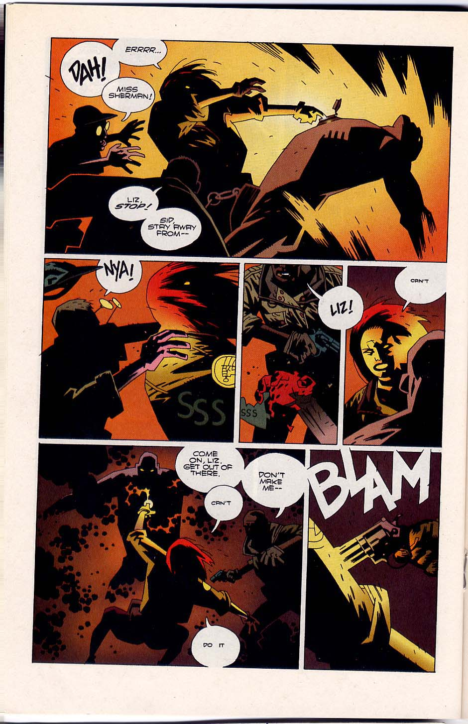 Hellboy: Wake the Devil Issue #3 #3 - English 18