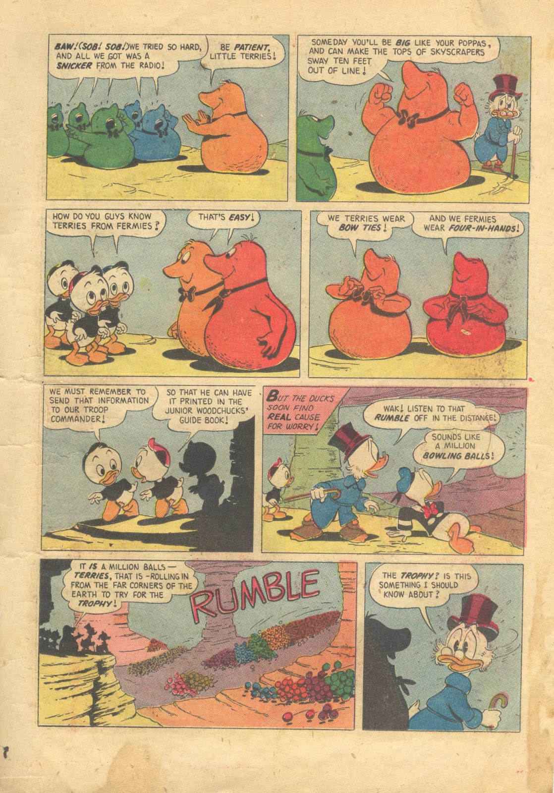 Uncle Scrooge (1953) Issue #13 #13 - English 15