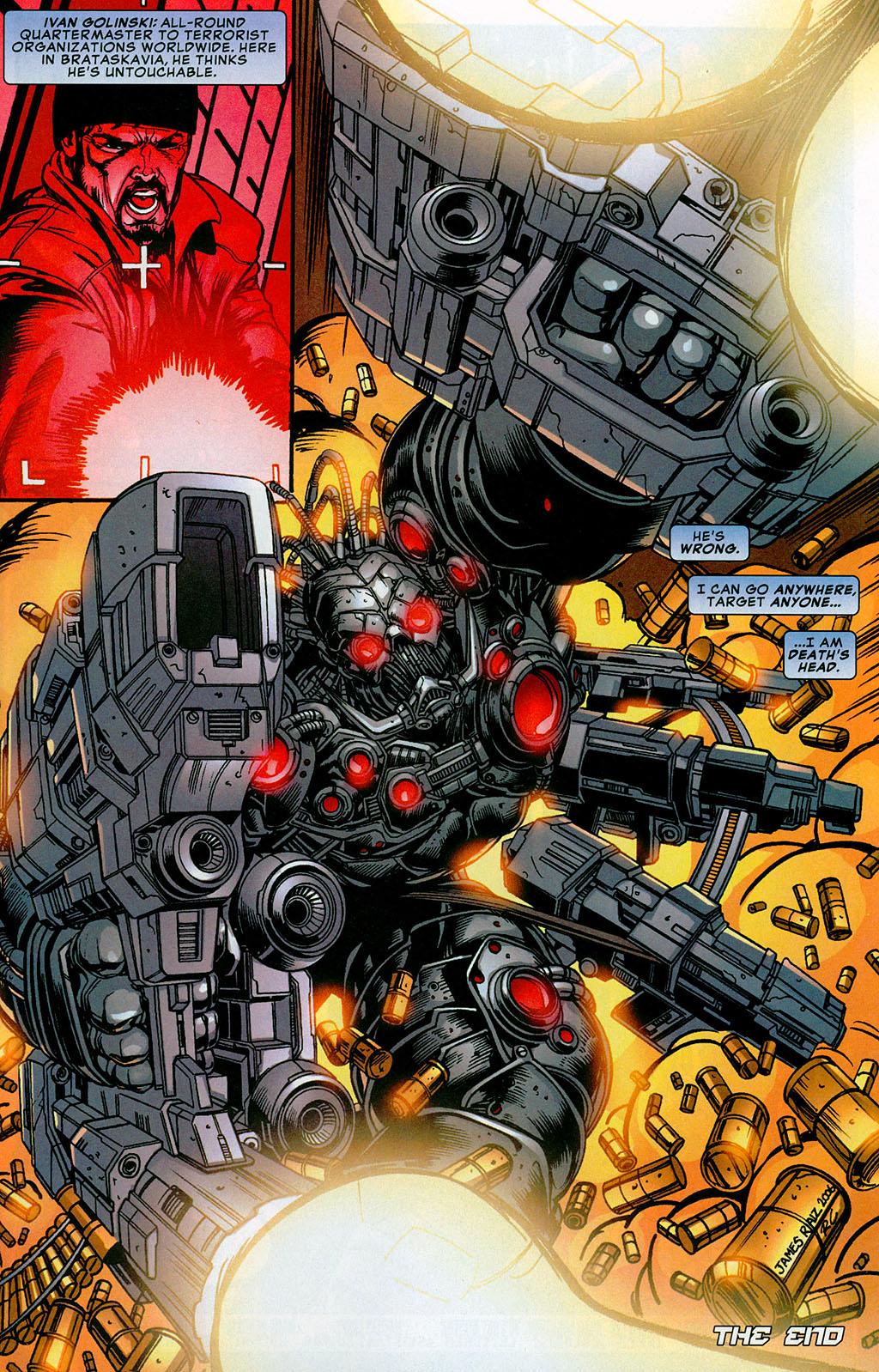 Read online Amazing Fantasy (2004) comic -  Issue #20 - 23