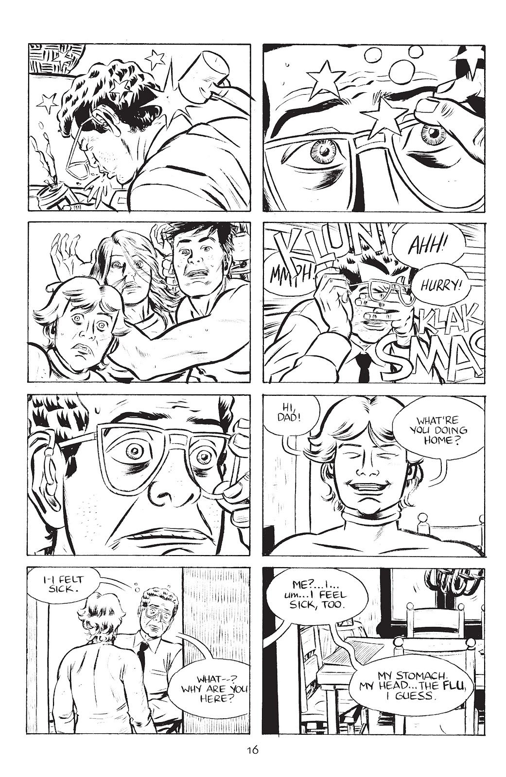 Stray Bullets Issue #40 #40 - English 18
