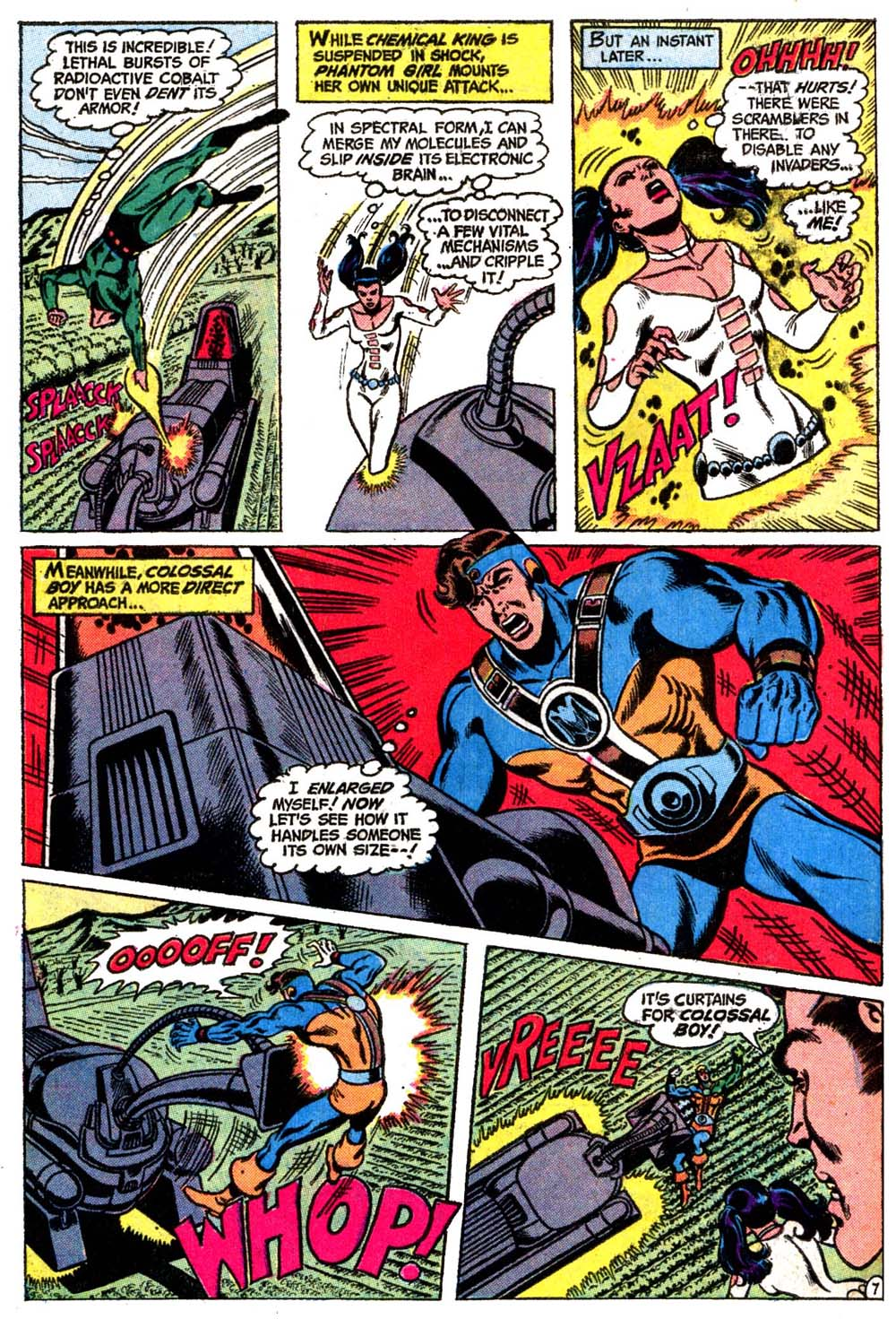 Tales of the Legion Issue #343 #30 - English 8