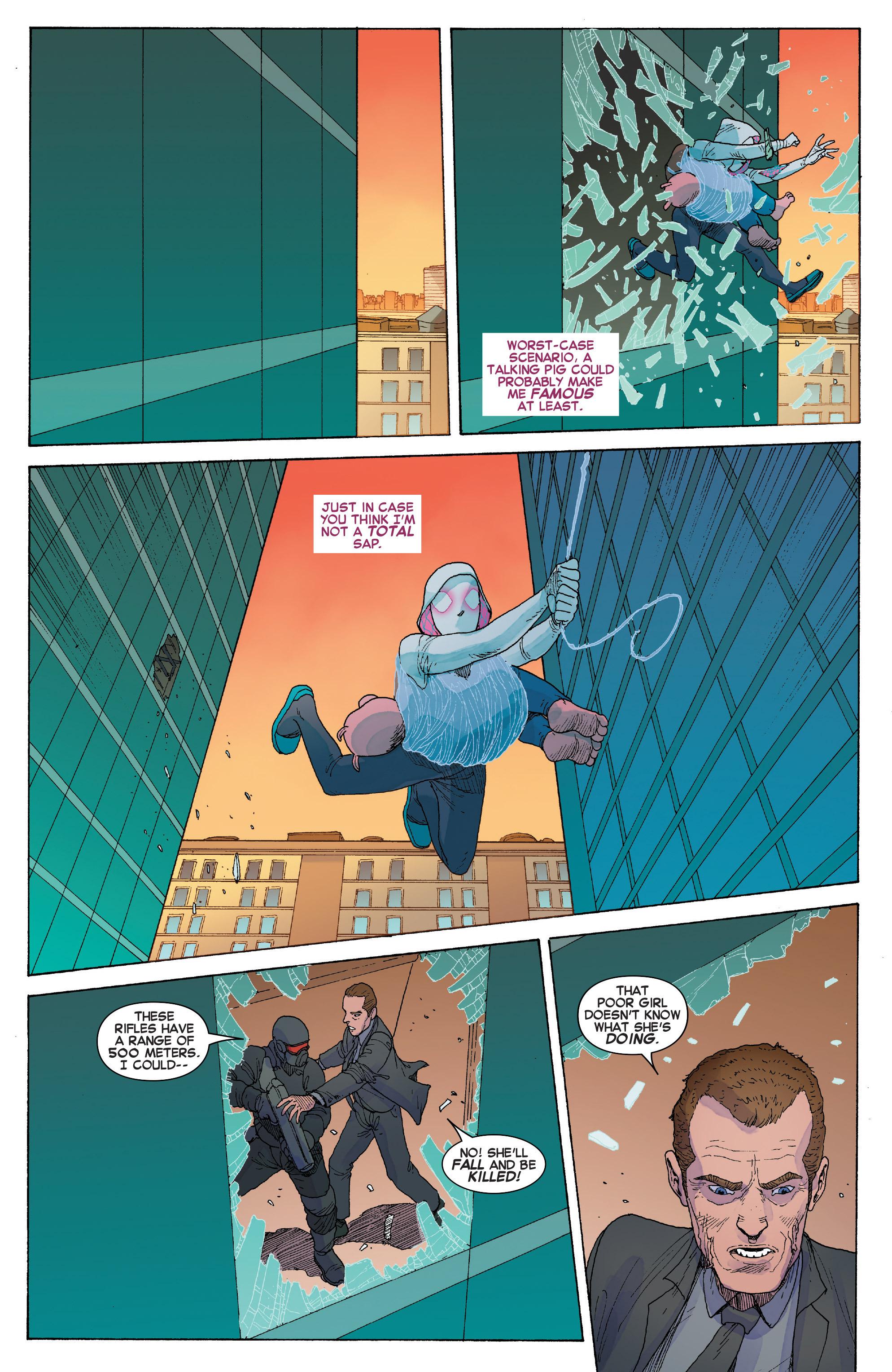 Read online Spider-Verse [II] comic -  Issue #2 - 5