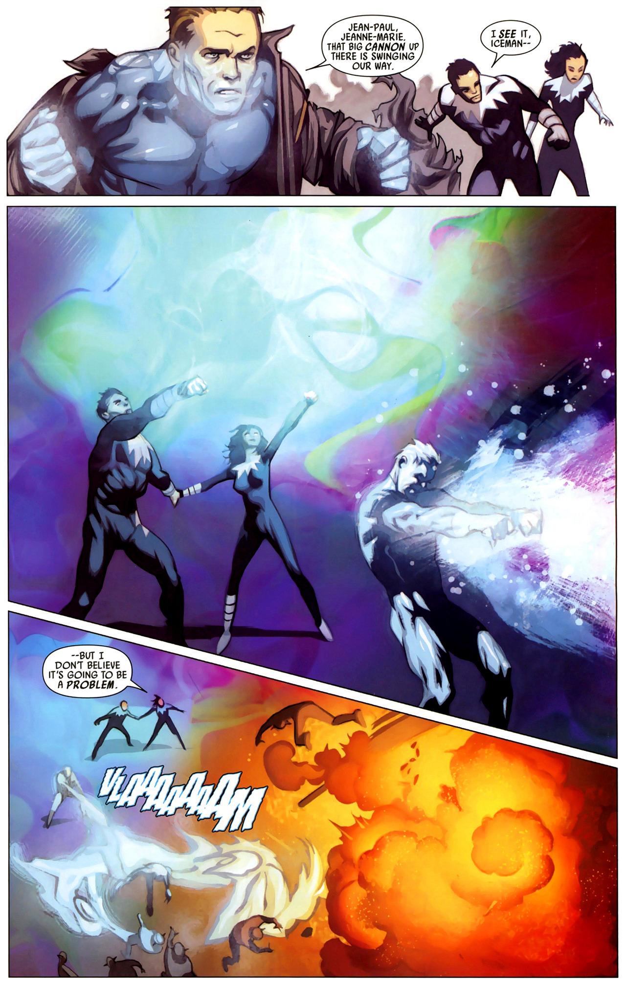 Read online Secret Invasion: X-Men comic -  Issue #2 - 13
