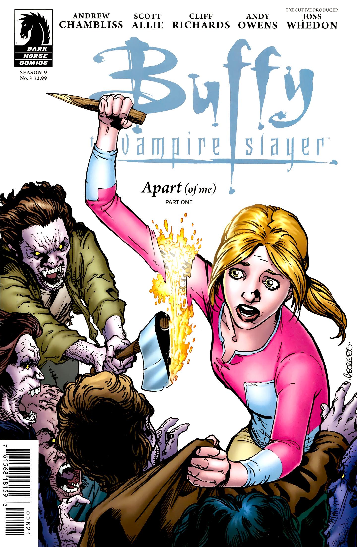 Read online Buffy the Vampire Slayer Season Nine comic -  Issue #8 - 2