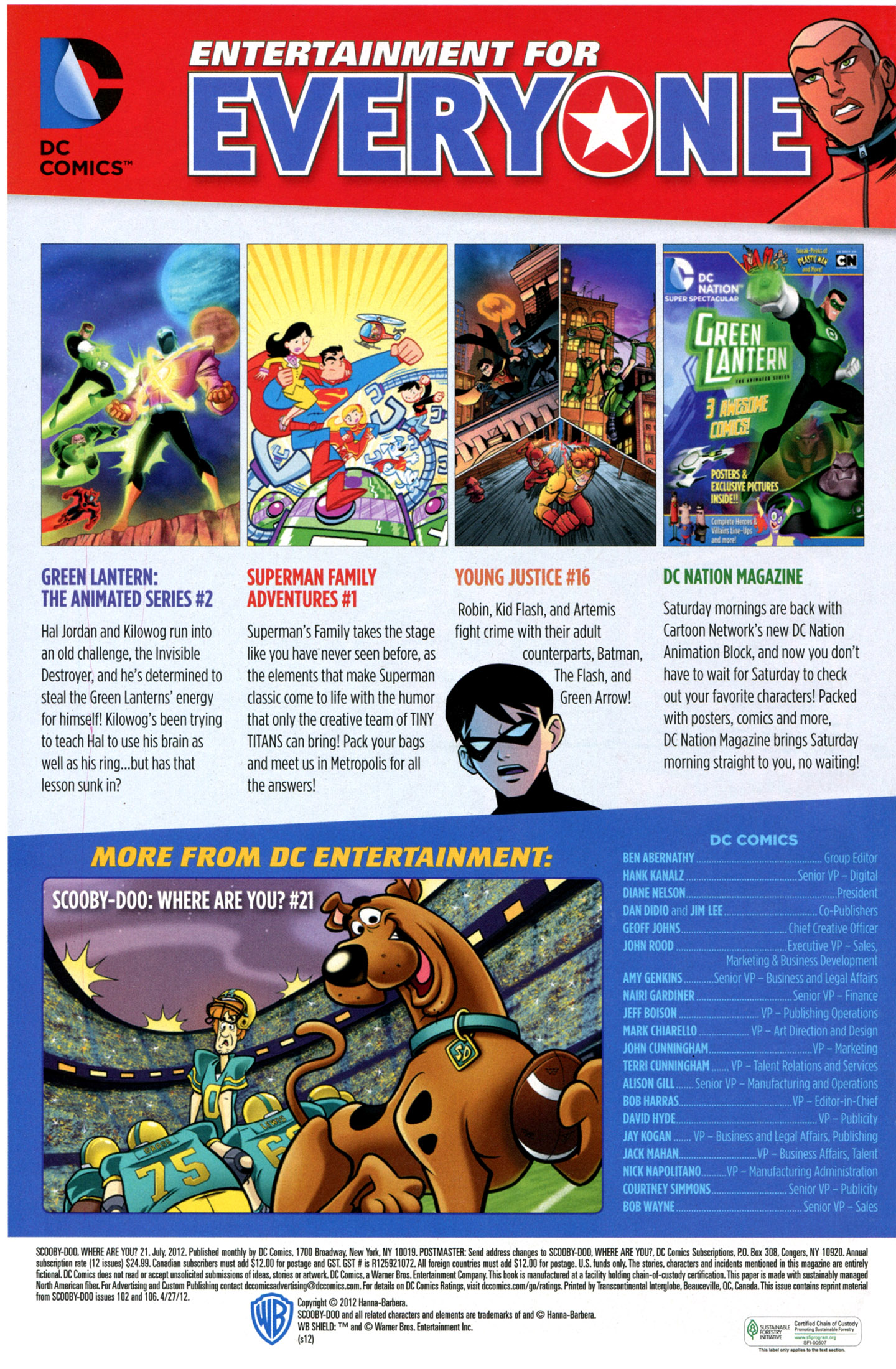 Read online Scooby-Doo: Where Are You? comic -  Issue #21 - 32