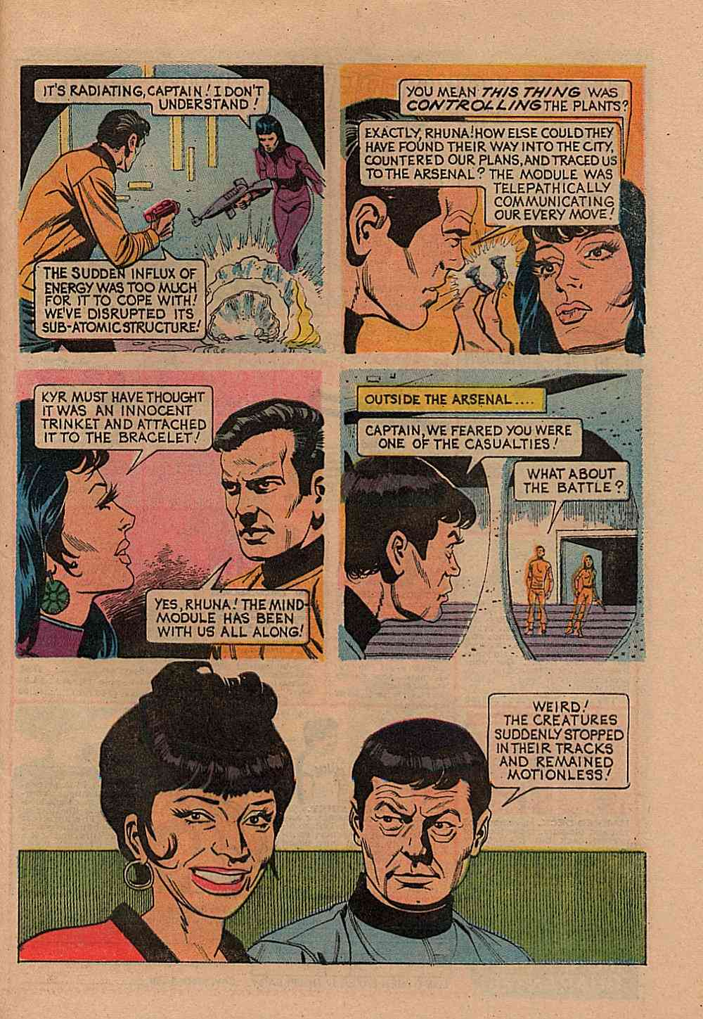 Star Trek (1967) Issue #22 #22 - English 23