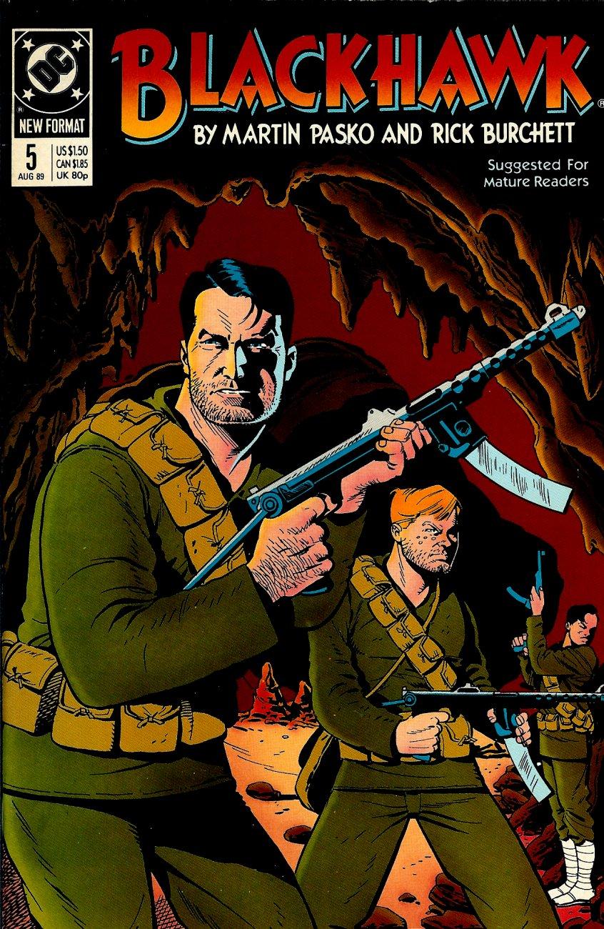 Blackhawk (1989) 5 Page 1