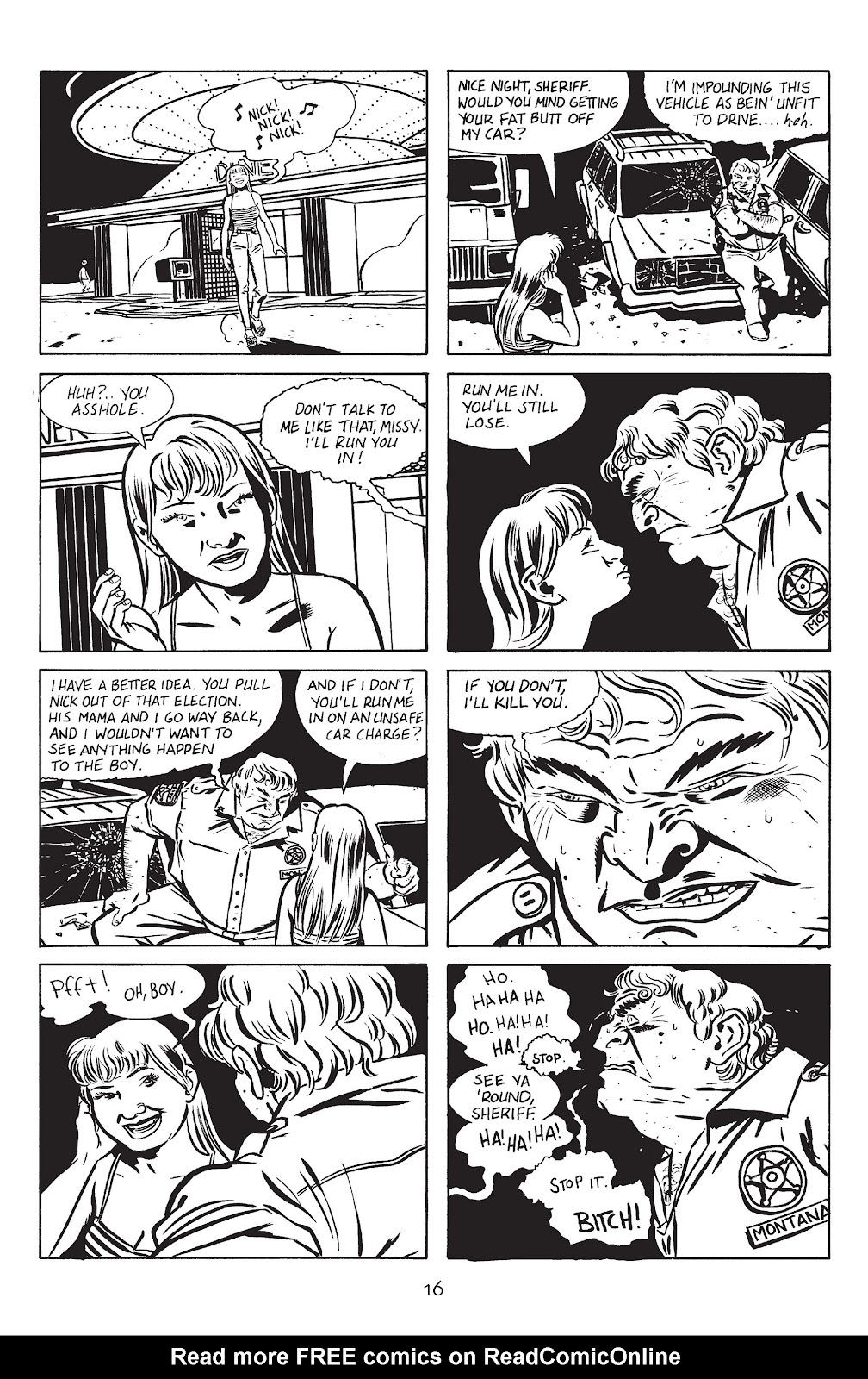 Stray Bullets Issue #13 #13 - English 18