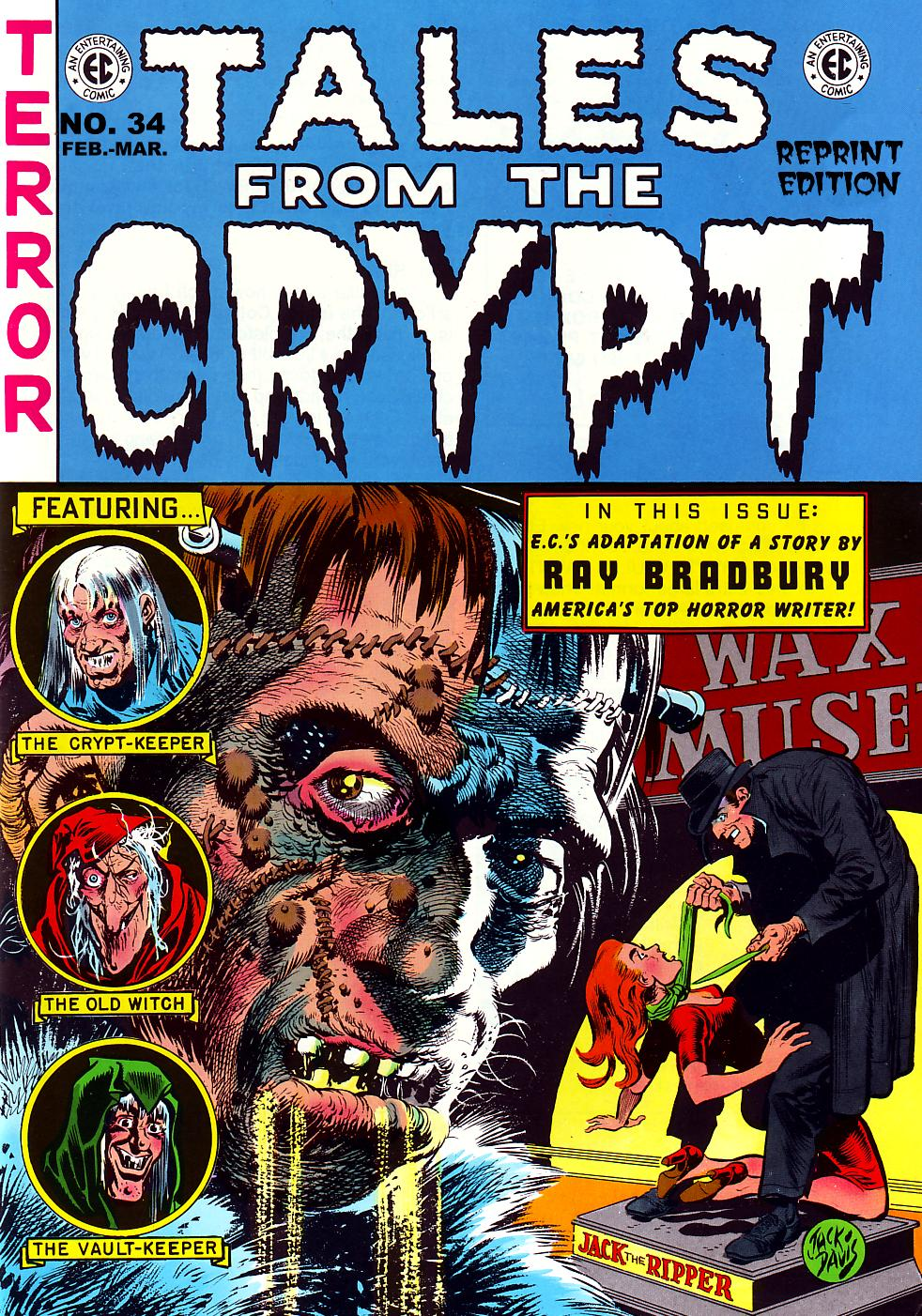 Tales From The Crypt (1950) 34 Page 1