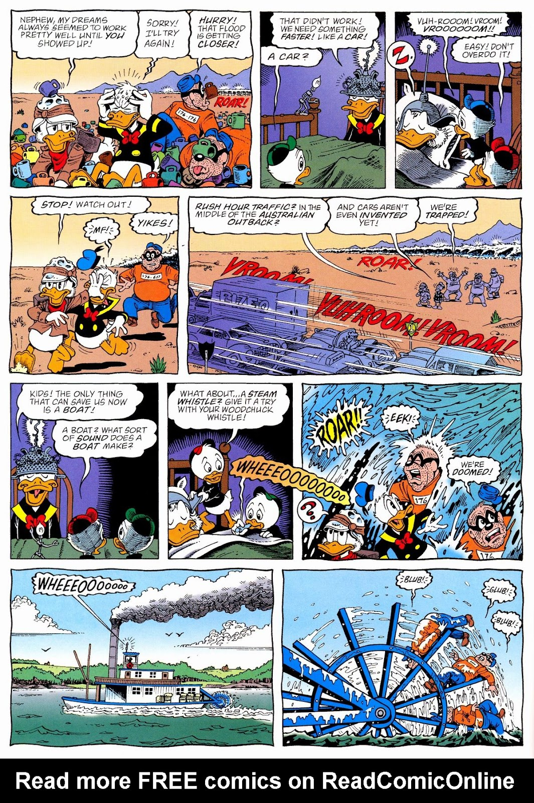Uncle Scrooge (1953) Issue #329 #329 - English 12