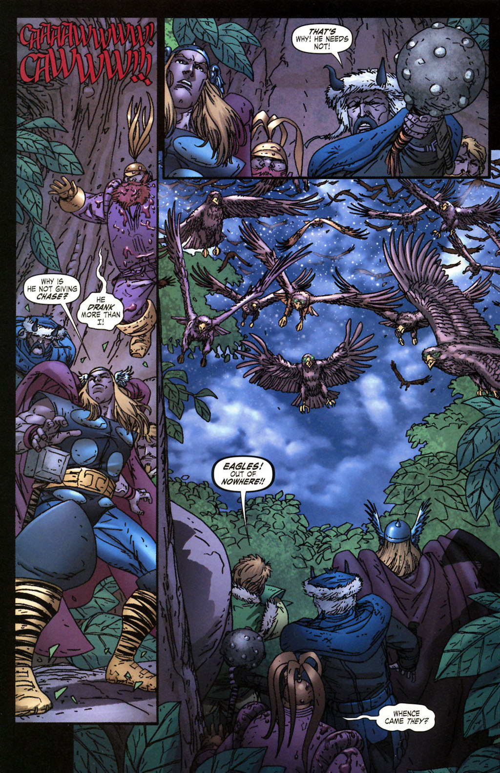 Read online Thor: Blood Oath comic -  Issue #2 - 14