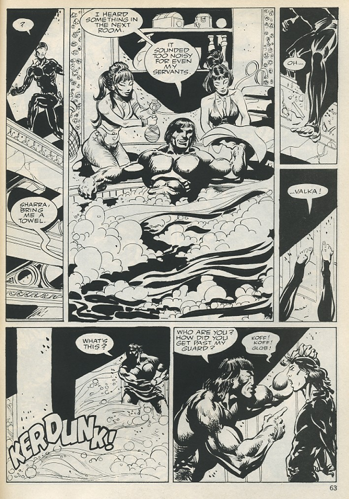 The Savage Sword Of Conan Issue #131 #132 - English 63