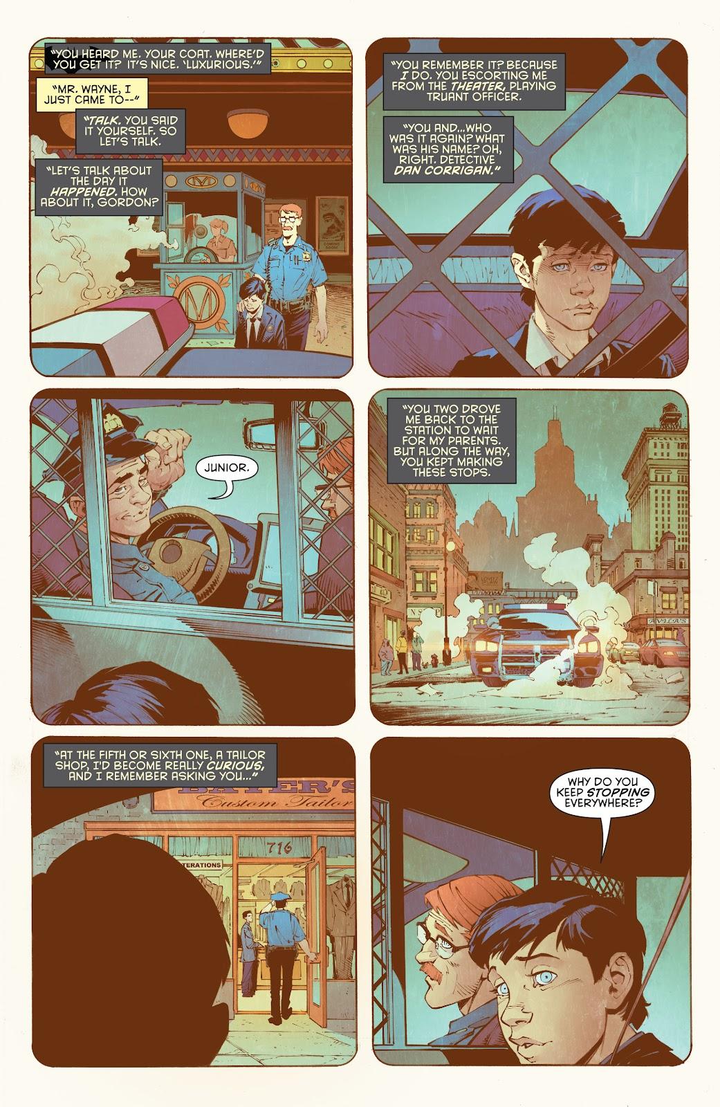 Batman (2011) Issue #26 #45 - English 15