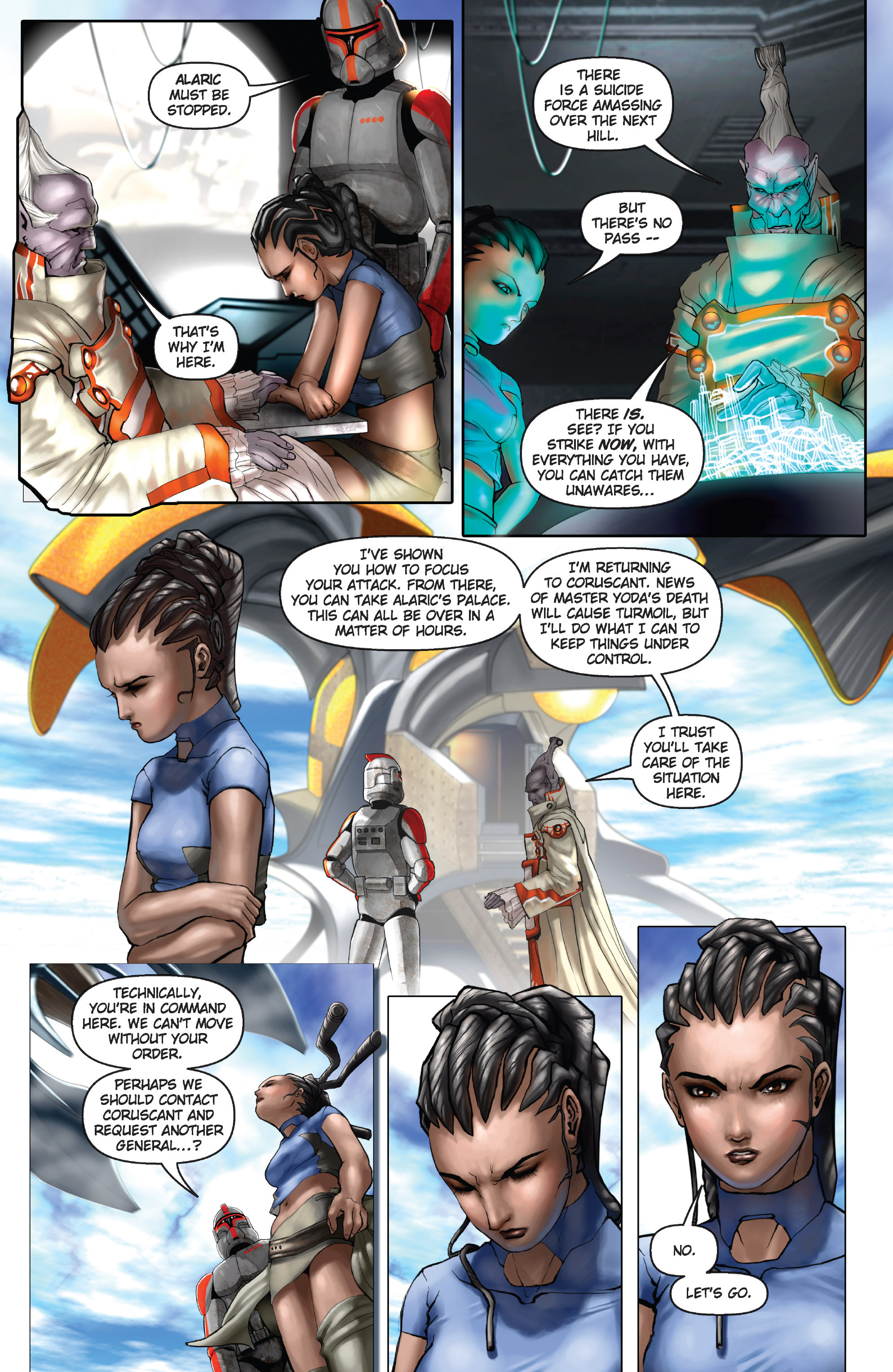 Star Wars Legends Epic Collection: The Clone Wars chap 2 pic 174