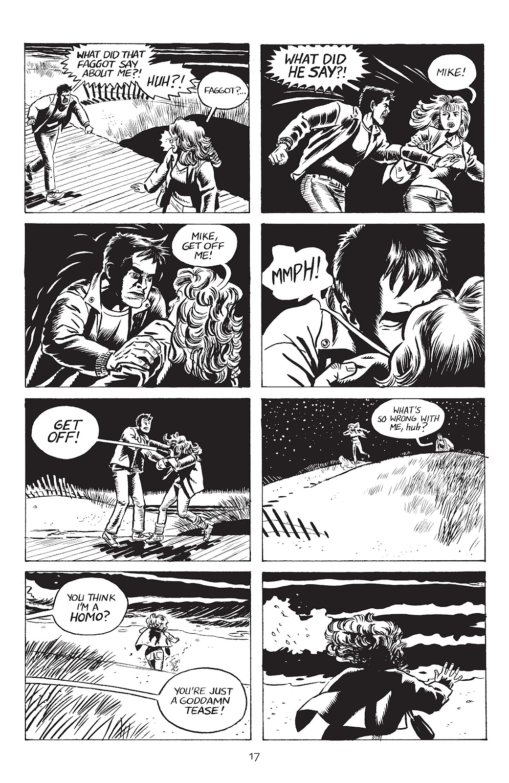 Stray Bullets Issue #34 #34 - English 19