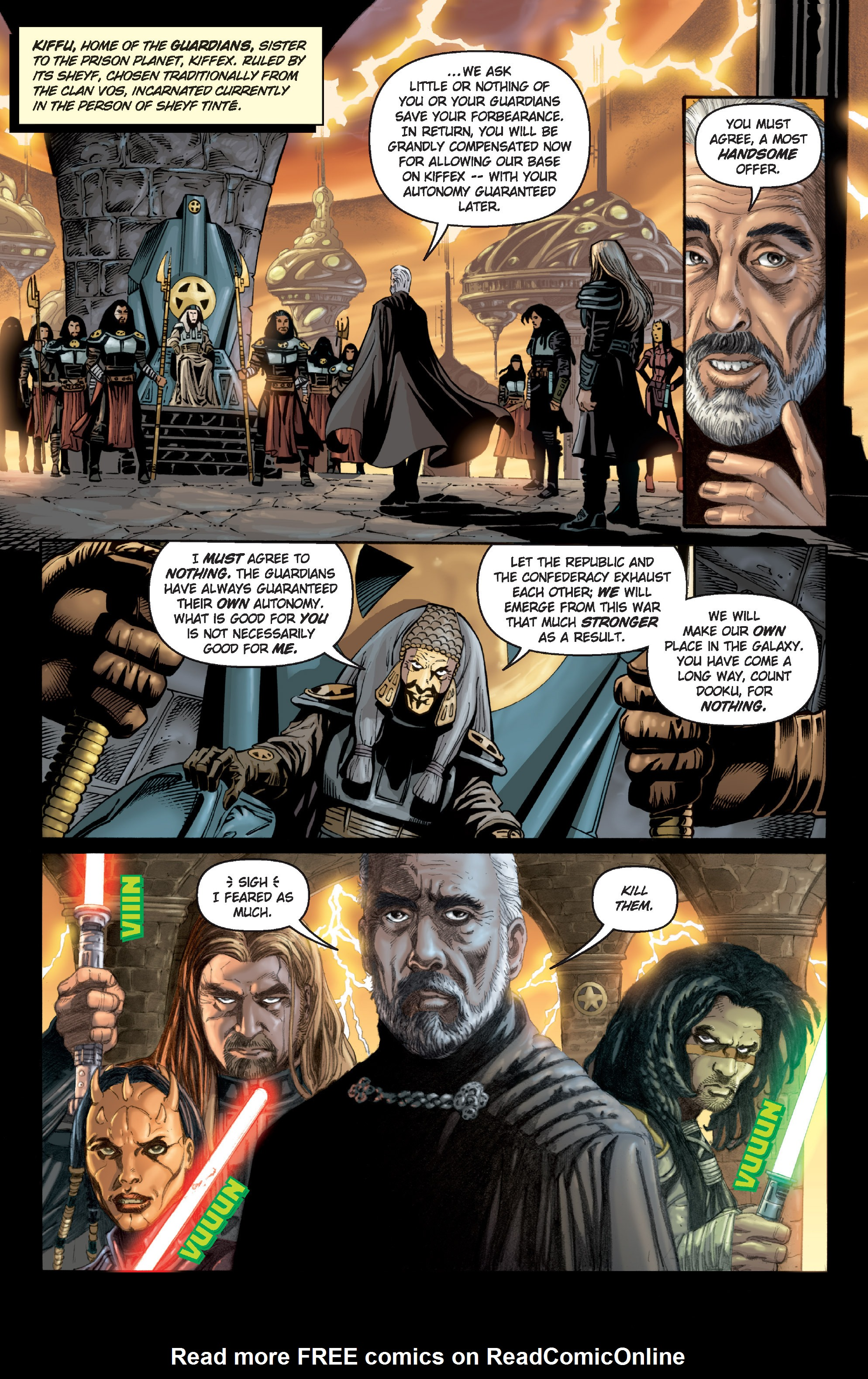 Star Wars Legends Epic Collection: The Clone Wars chap 2 pic 123