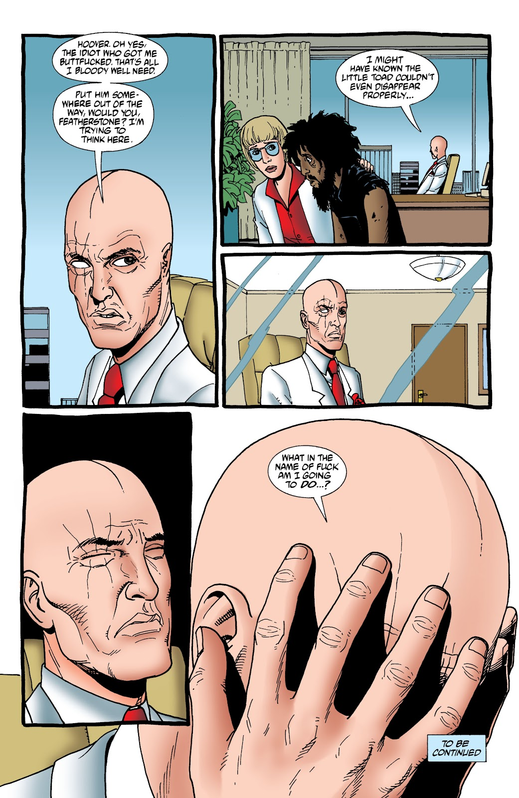 Preacher Issue #55 #64 - English 24