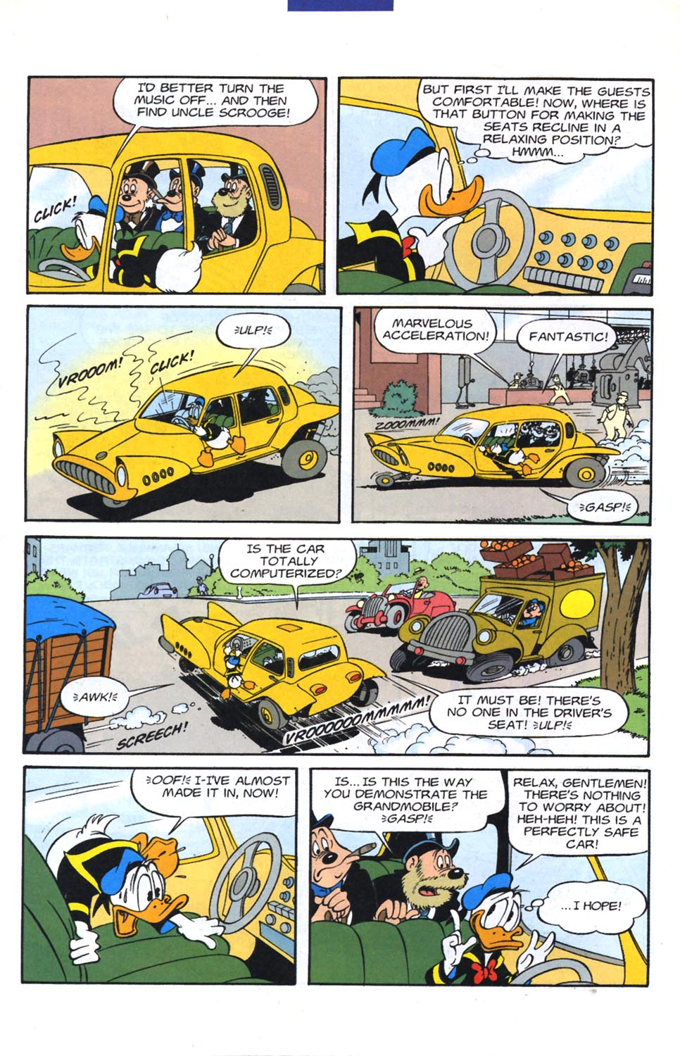 Uncle Scrooge (1953) Issue #299 #299 - English 24