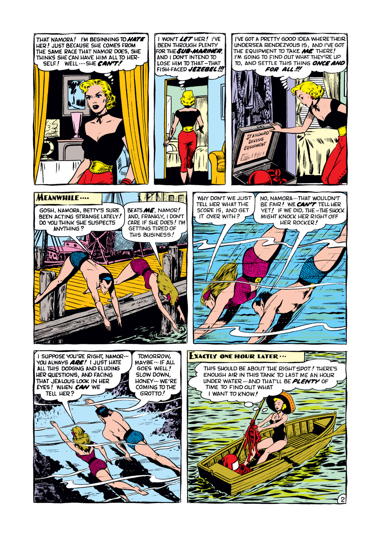 Sub-Mariner Comics #34 #34 - English 9