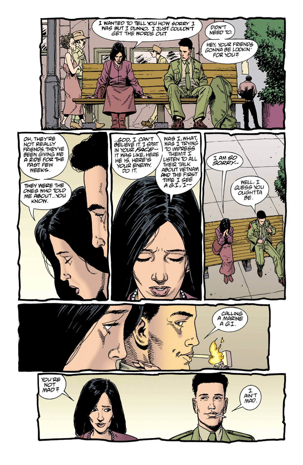 Preacher Issue #9 #18 - English 6