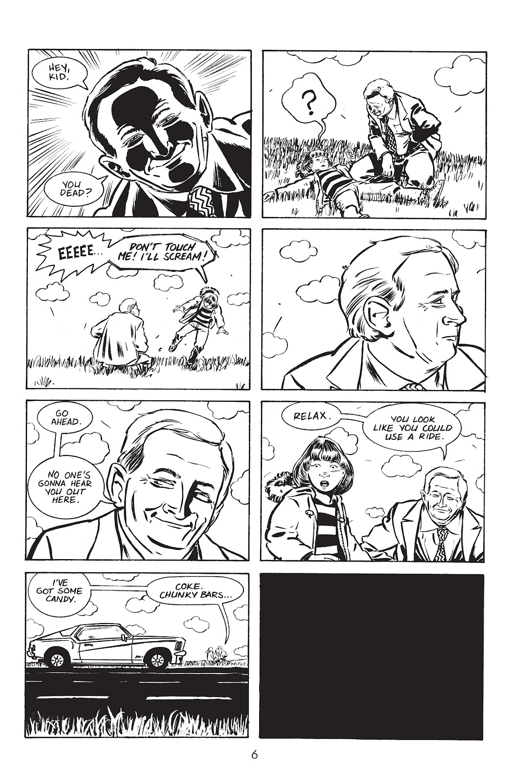 Stray Bullets Issue #4 #4 - English 8