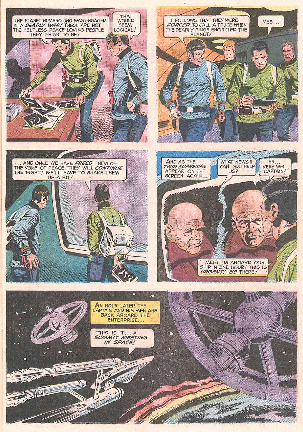 Star Trek (1967) Issue #5 #5 - English 14