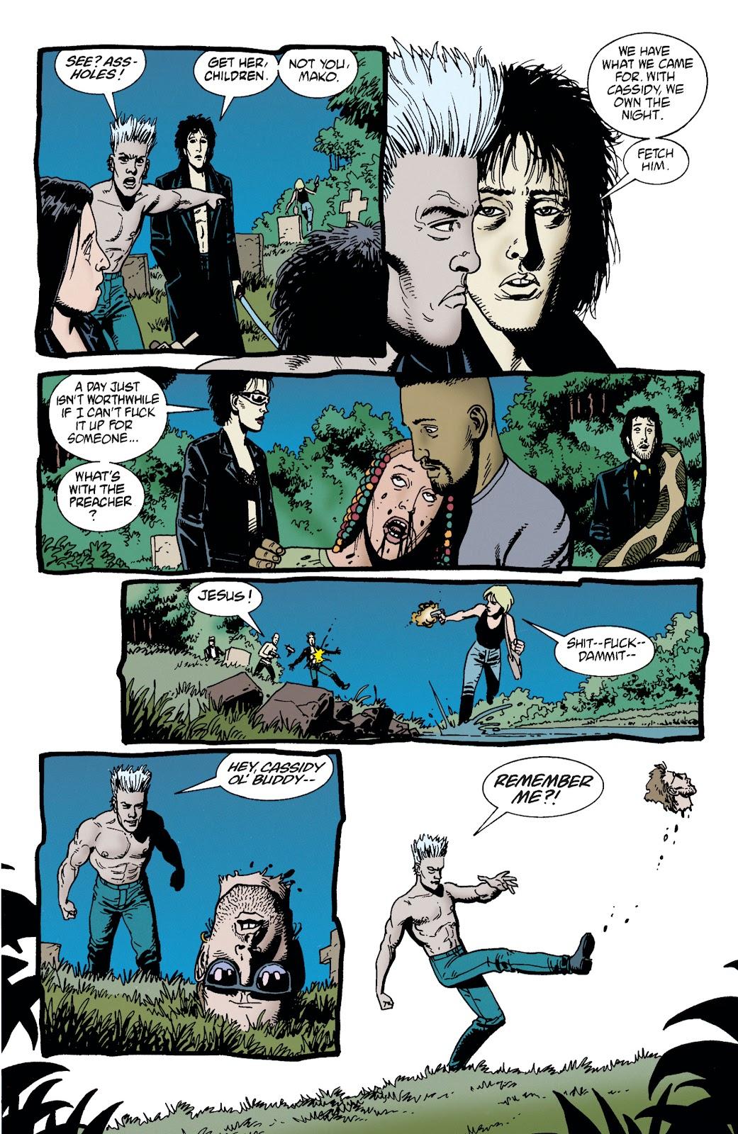Preacher Issue #33 #42 - English 4