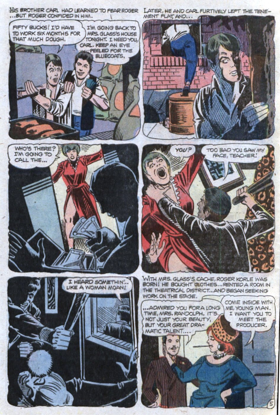 Read online Scary Tales comic -  Issue #5 - 28
