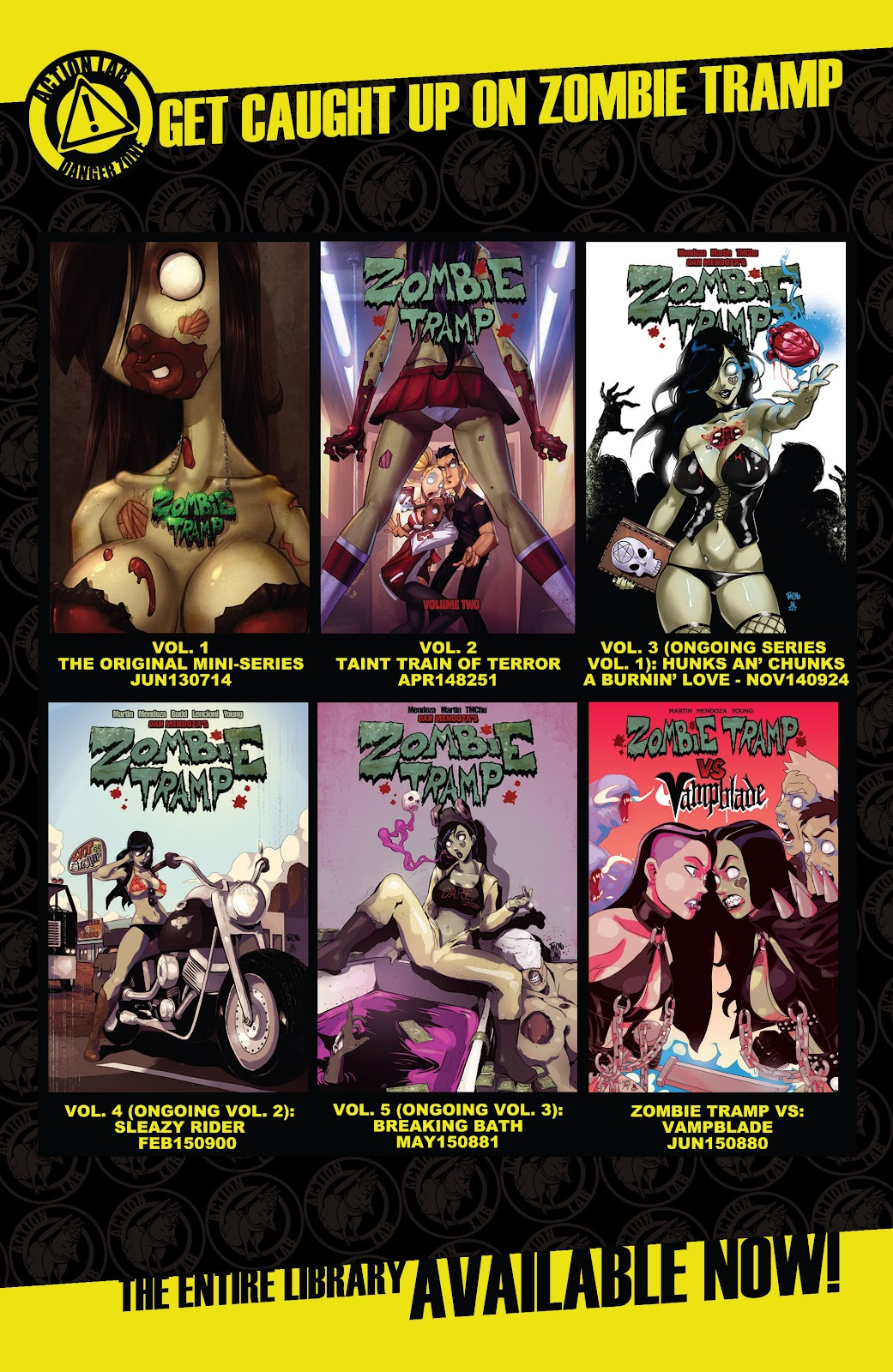 Zombie Tramp: VD Special Full Page 23