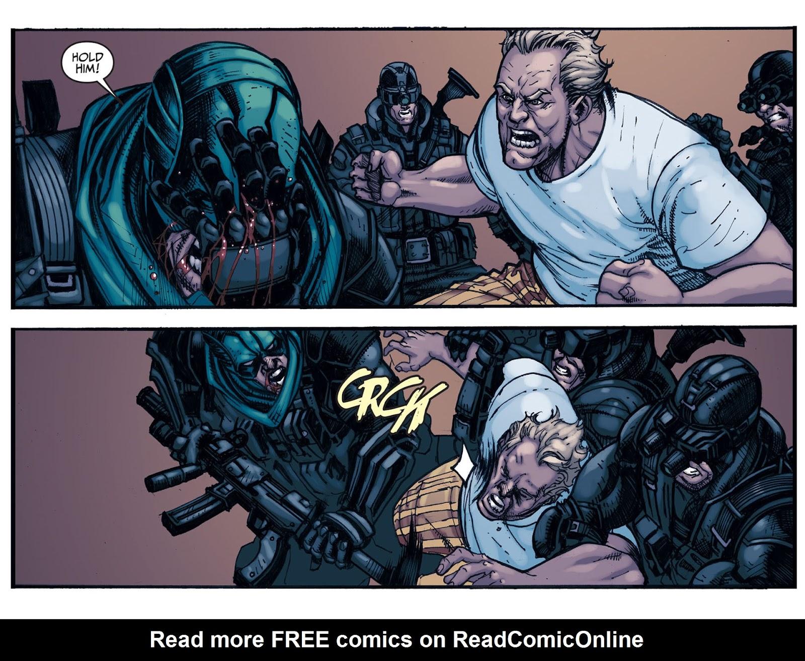 Injustice: Gods Among Us [I] Issue #7 #8 - English 15
