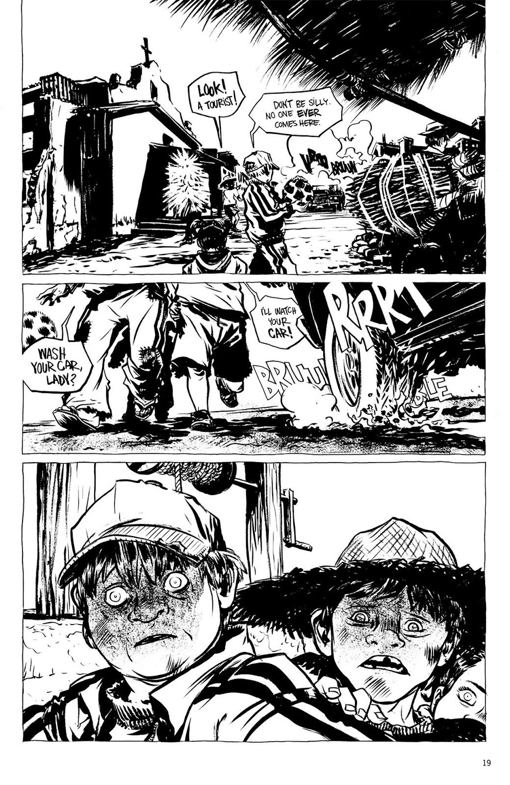 Creepy (2009) Issue #2 #2 - English 21