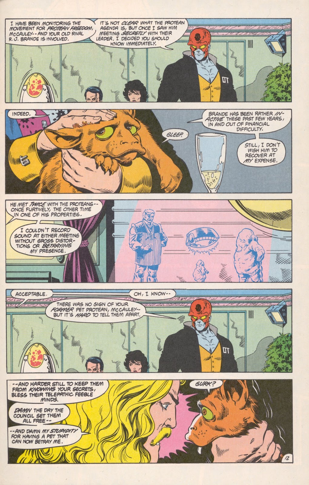 Tales of the Legion Issue #338 #25 - English 13