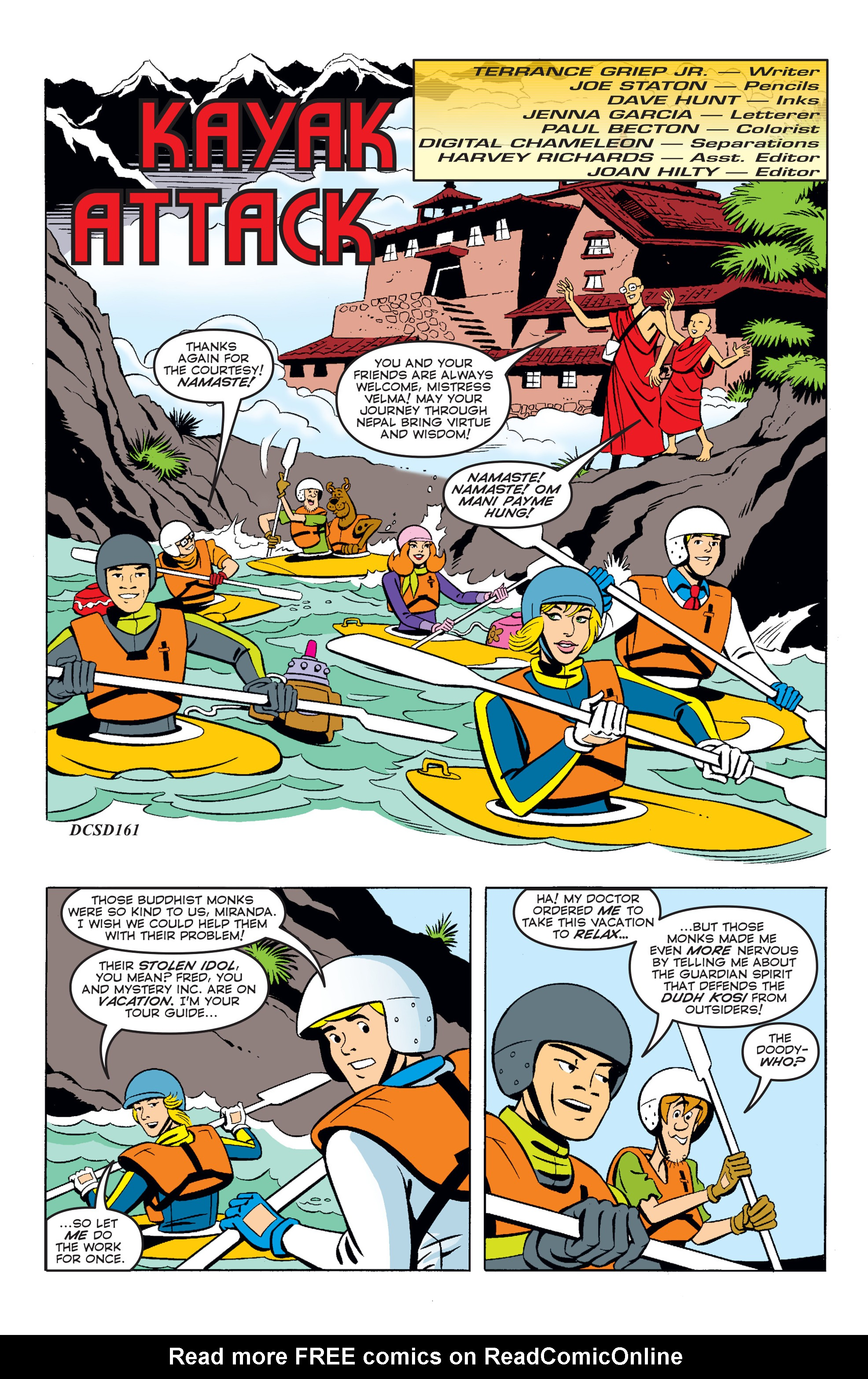 Read online Scooby-Doo (1997) comic -  Issue #54 - 14