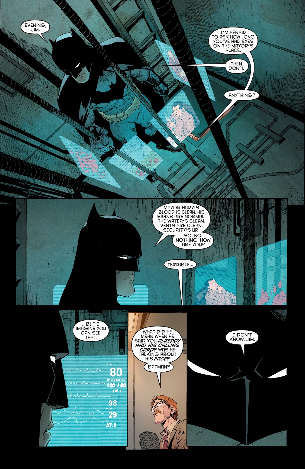 Batman (2011) Issue #13 #28 - English 16